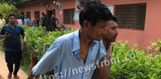 Acid attack arrested accused uncle