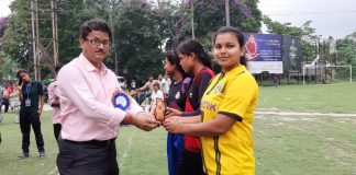 Annual sports competition at cooch behar