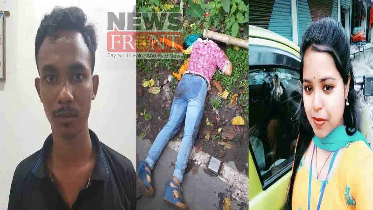 Arrested one on charges of murder college student
