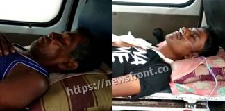 Attack on two bjp workers at vagabanpur