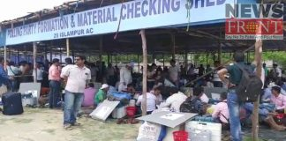Central forces in every booth of islampur