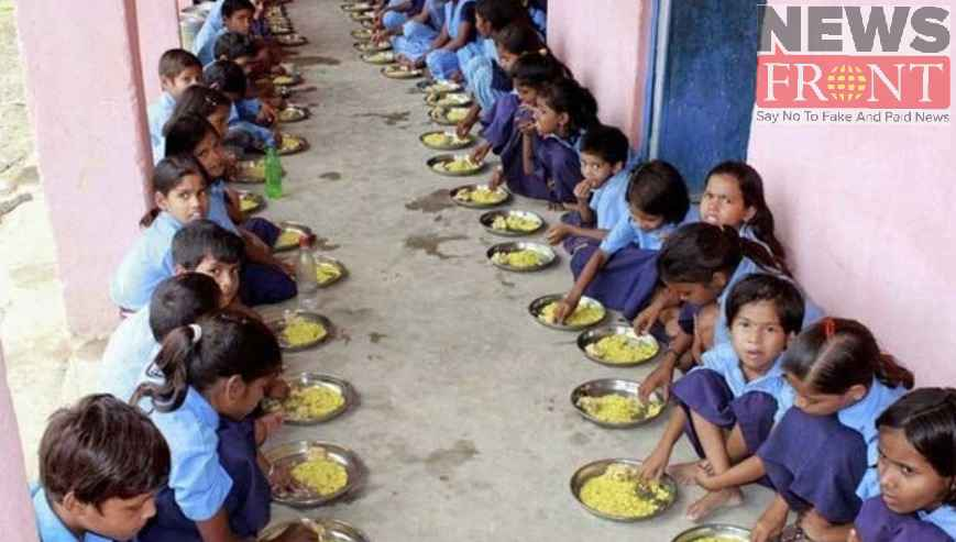 Demand of mid day meal in leave days