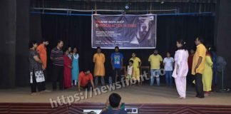 Drama workshop by chhandam