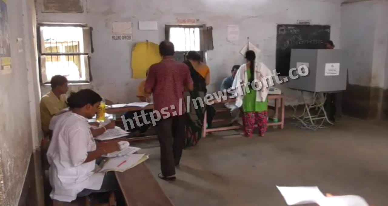 Evm disturbances at bishnupur