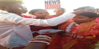 Mass marriages on the occasion of sarna puja