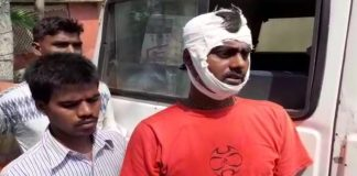 one injured on bjp and tmc clashes