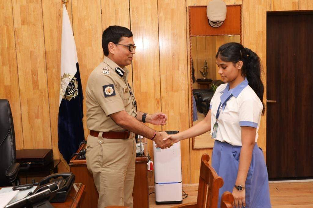 richa in the deputy commission chair