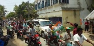 the claim of congress about noida