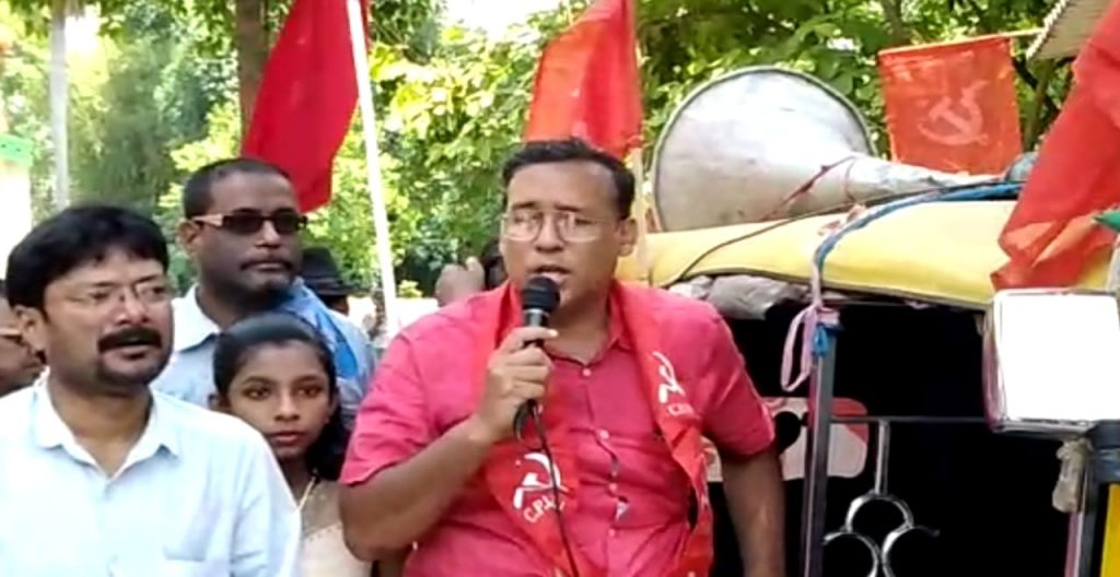 the election promotion of cpim
