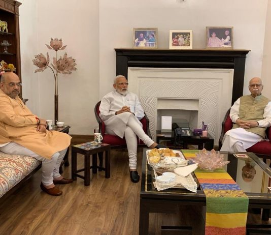the interview of modi and amit shah