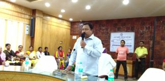 the lawyer awareness camp in balurghat