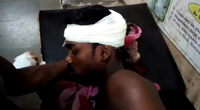 twenty injured on bjp and tmc clashes