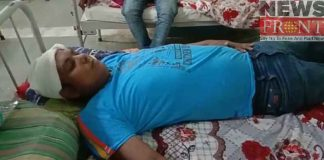Accusation of attack on tmc workers house