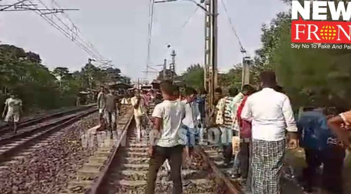 Rail disrupted for fear of bombs