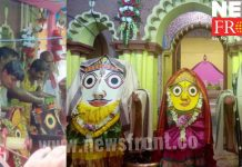 Snanyatra of jagannath dev at medinipur