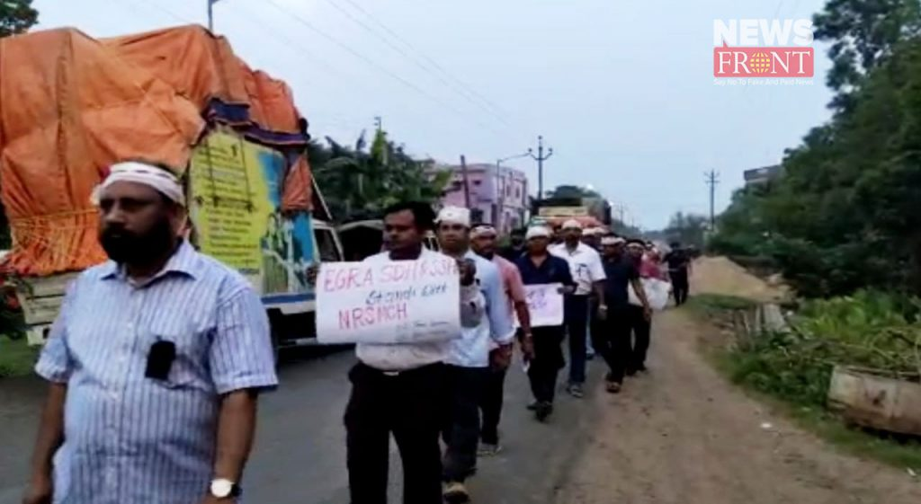 the march of doctors for protest about nrs
