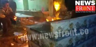 Gas Cylinder Explosion | newsfront.co