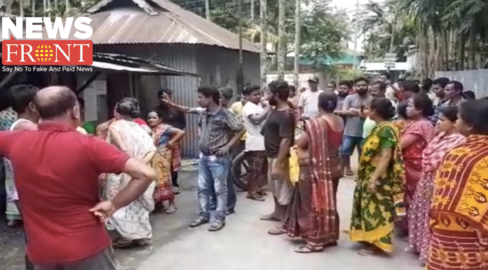 Protests on Katmani issue