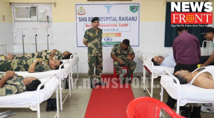 blood donation camp on cargill victory day | newsfront.co