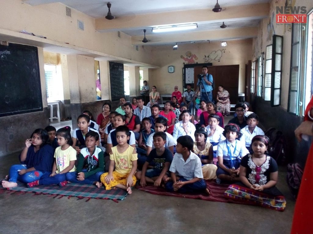 drama workshop in baharampur | newsfront.co
