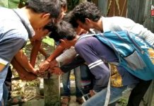 student help to save water | newsfornt.co