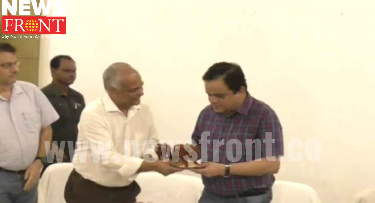Achievement to saved elephant of forest Office   newsfront.co