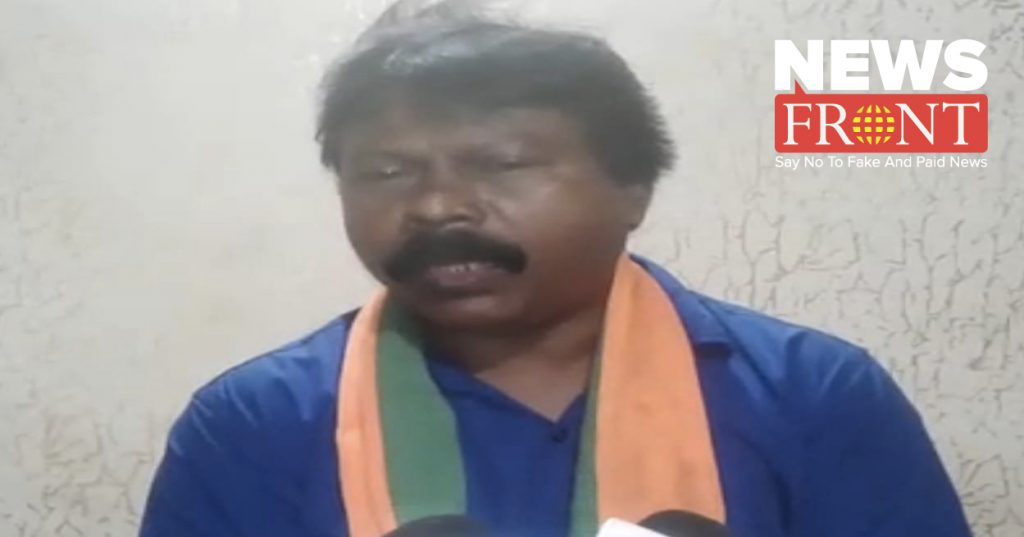 BJP accused of beating TMC activists