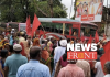 CPIM protests for drinking water
