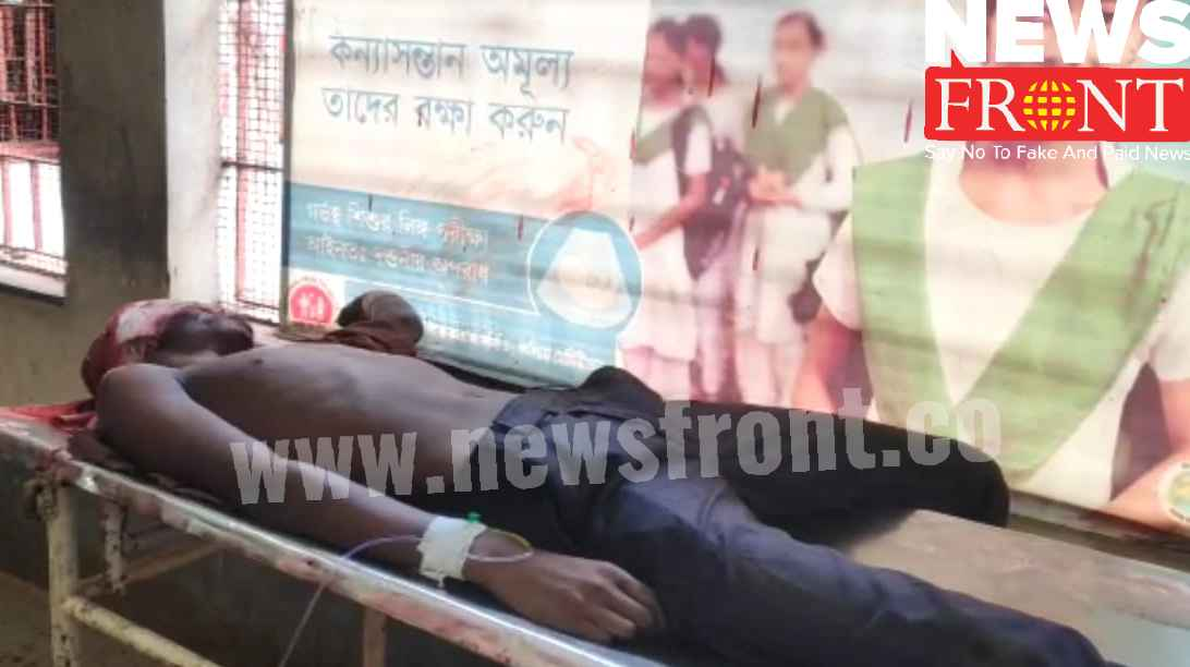 death of youth at Belda station | newsfront.co