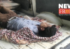 hanging dead body recovered