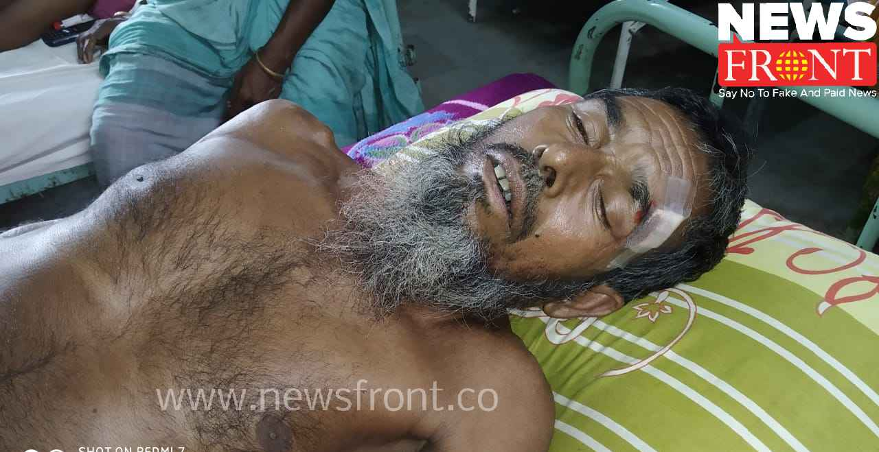 Allegations of assault tmc workers against bjp | newsfront.co