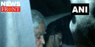 Babul in the governor's car   newsfront.co