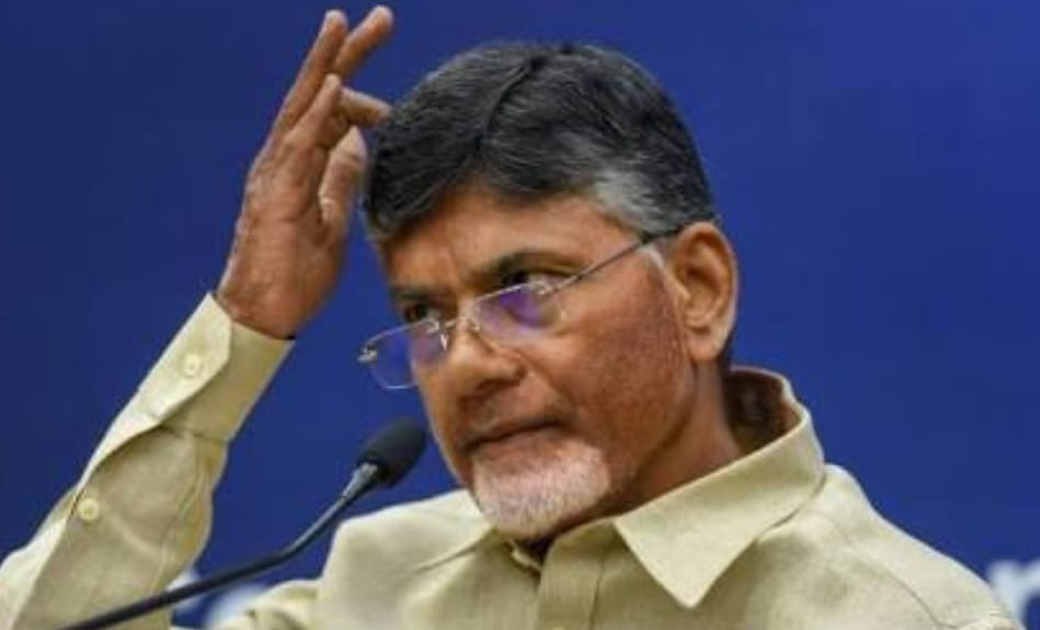 Chandrababu Naidu home arrested