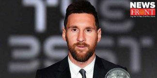 FIFA Player of the Year Messi | newsfront.co