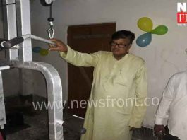 Inauguration of Multi Gym Library Classroom at Dhaiyerhat High Madrasa | newsfront.co