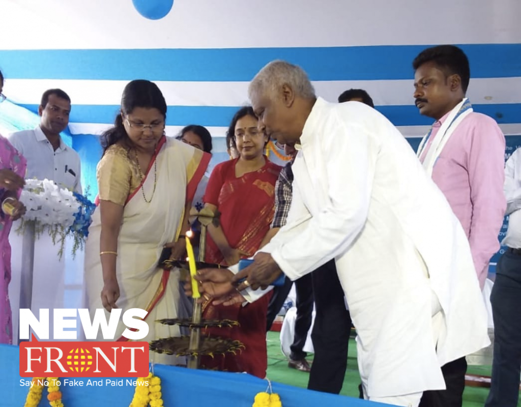Inauguration of training camp for Maoists