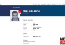 Interpol's Red Corner Notice to Nehal | newsfront.co