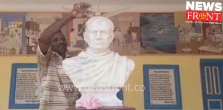 Preparation for birth anniversary celebration of vidyasagar | newsfront.co