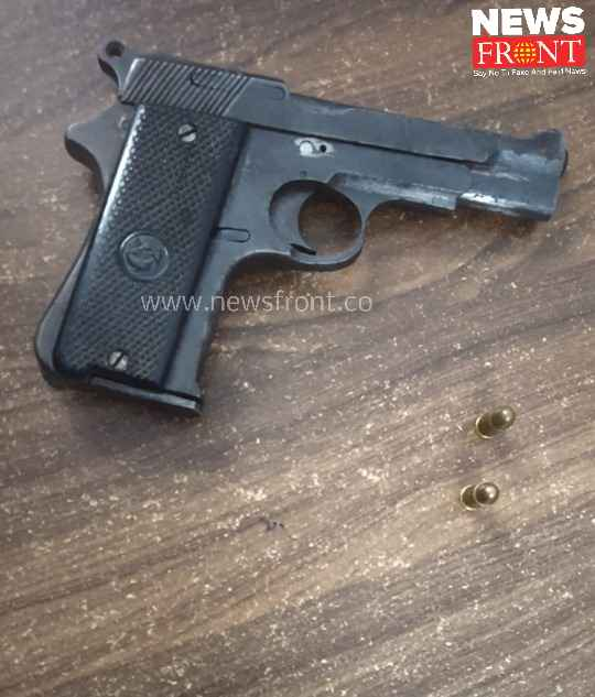arrested three with firearms at sitai   newsfront.co