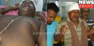 attack on bjp meeting accused tmc   newsfront.co