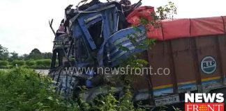 lorry accident dead one | newsfront.co