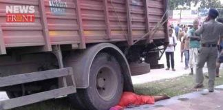 one dead in lorry accident | newsfront.co