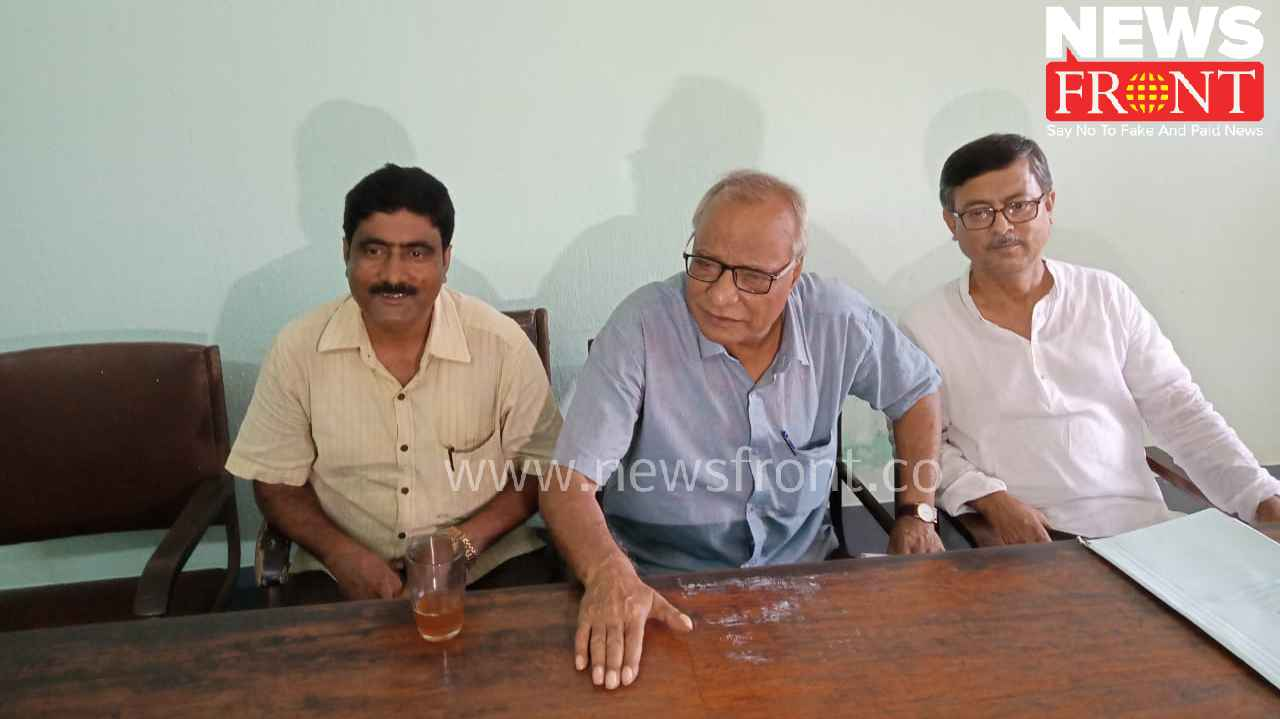press conference of cpm | newsfront.co