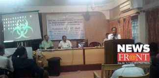 self-help project organised at Balurghat