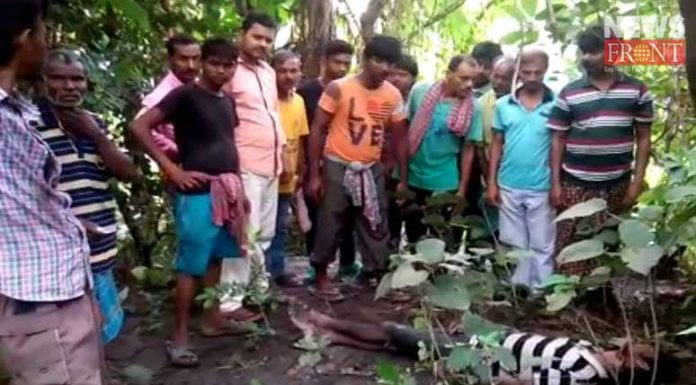 the dead body rescue from kolaghat | newsfront.co