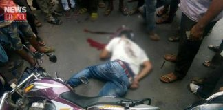 driver dead in road accident | newsfront.co