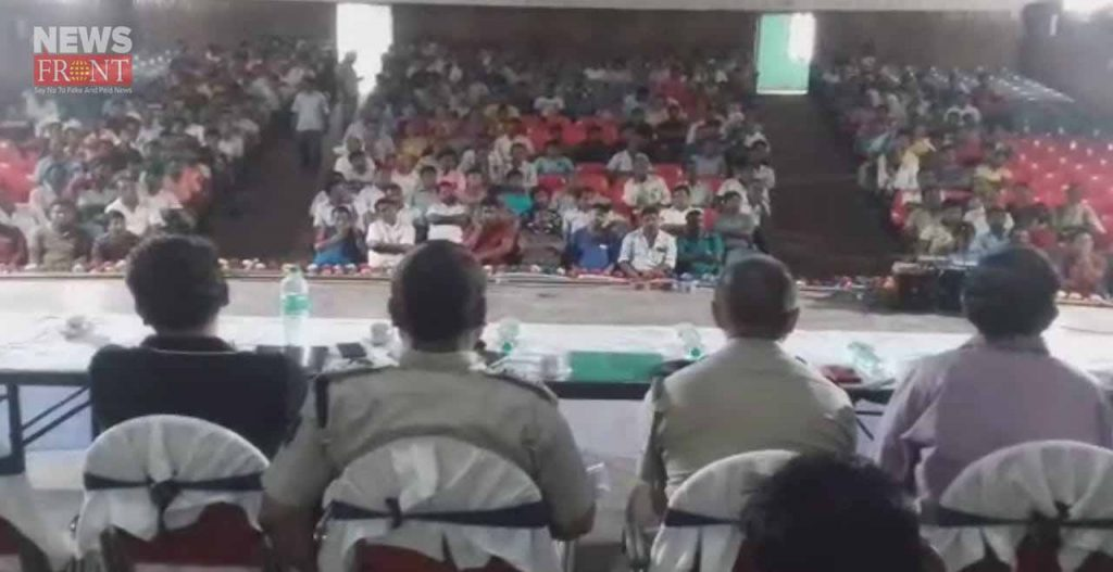 meeting of puja committee | newsfront.co