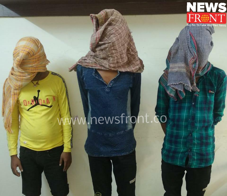 Arrested accused within ten hours of Snatching | newsfront.co