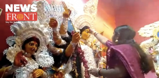 Time to Immersion of Ma Durga