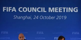 first FIFA club World Cup charge